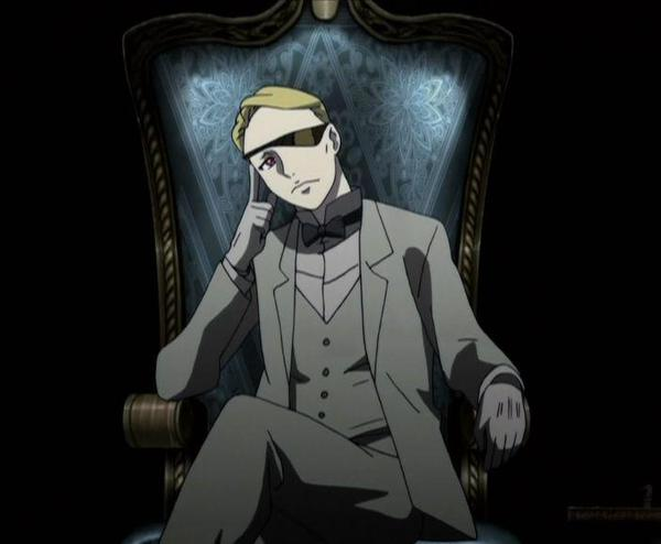 Anime Characters Vampire : Rozenmann dance in the vampire bund anime characters