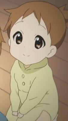 K On Characters Ui Hirasawa (child) | K-On! | Anime Characters Database