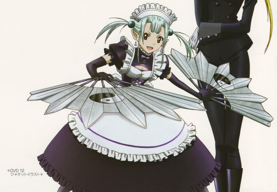 D Gray Man Anime Characters : Mimi d gray man anime characters database