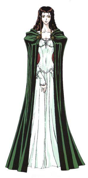 Vampire Hunter D Anime Characters : Charlotte elbourne vampire hunter d bloodlust anime