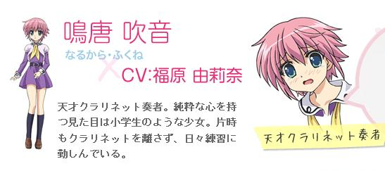 R 15 Anime Characters : Fukune narukara r anime characters database