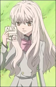Shijima Kurookano   Nabari no Ou   Anime Characters Database Nabari No Ou Characters