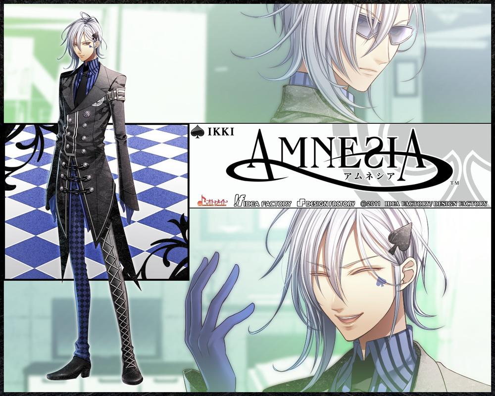 Anime Characters Database : Ikki amnesia anime characters database