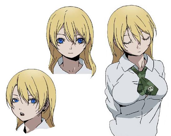 Anime Characters Database : Himiko btooom anime characters database