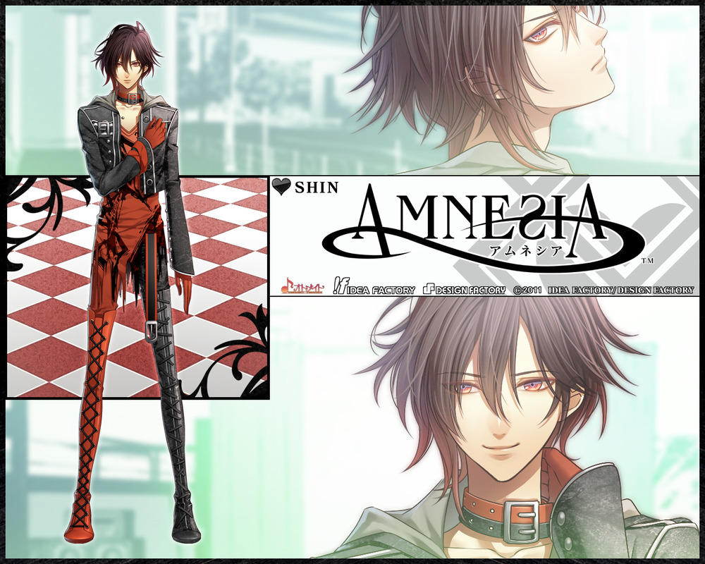 Shin - Amnesia - Anime Characters Database