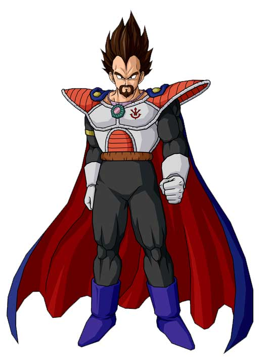 King Vegeta | Dragon Ball Z | Anime Characters Database