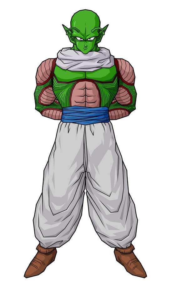 Dragon Ball Z Anime Characters Database : Nail dragon ball z anime characters database