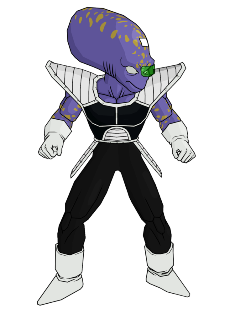 Dragon Ball Z Anime Characters Database : Lotta cash dragon ball z bojack unbound anime