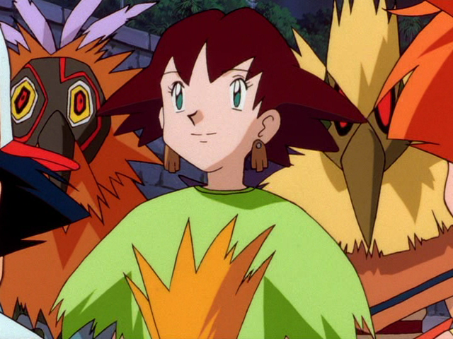 Anime Characters 2000 : Carol pokemon the movie anime characters database