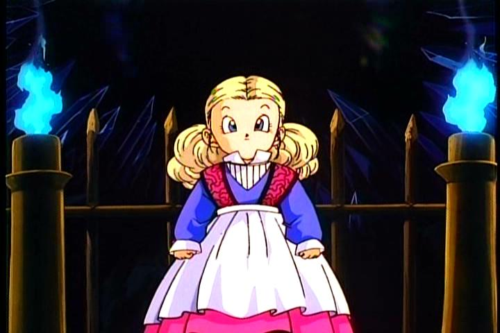 Dragon Ball Z Anime Characters Database : Miss piiza dragon ball z anime characters database