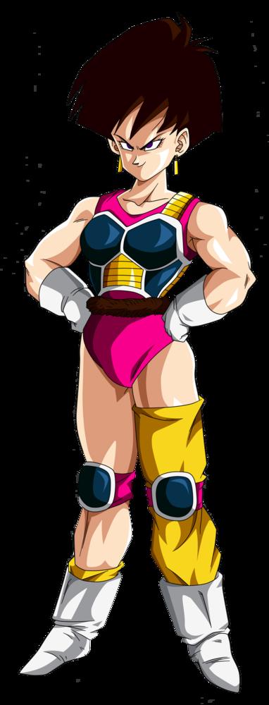 セリパ | Dragon Ball Z: Bardock – The Father of Goku | アニキャラベー