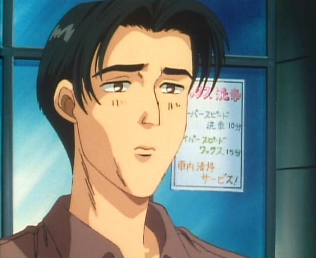 Initial D Anime Characters : Kenji initial d anime characters database