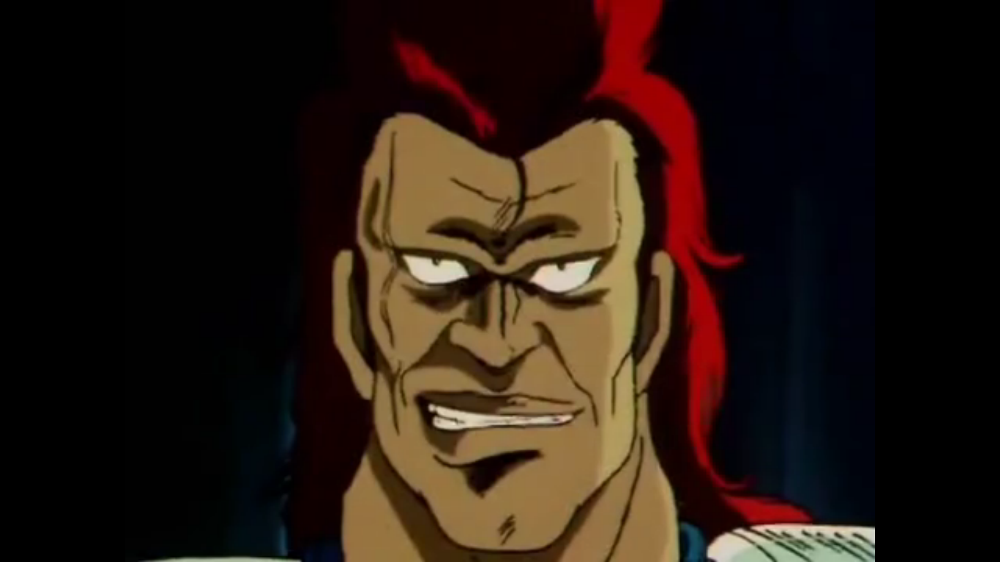 Anime Characters Using Fist : Nevada fist of the north star anime characters database