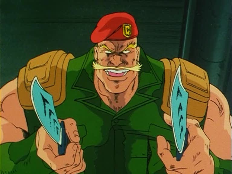 Anime Characters Using Fist : Mad sarge fist of the north star anime characters database