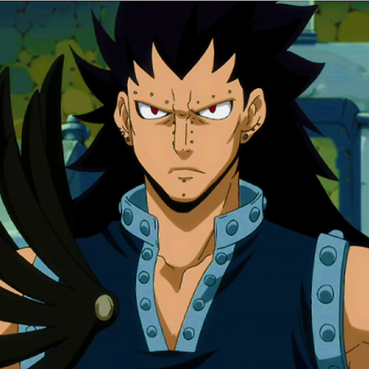 Gajeel Redfox Fairy Tail Anime Characters Database