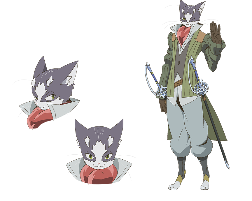 nyanta log horizon anime characters database