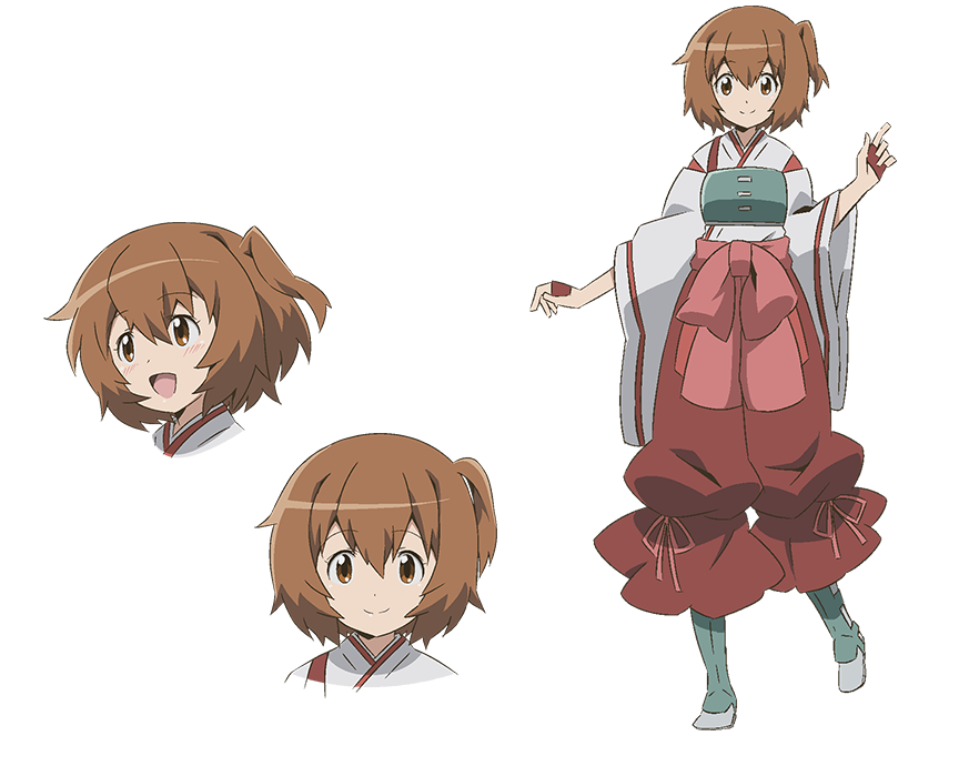 minori log horizon anime characters database