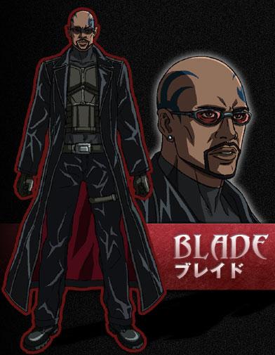 Blade / Eric Brooks