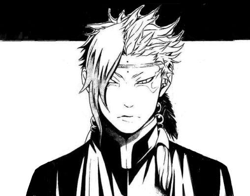 D Gray Man Anime Characters : 怒りのハシブト ikari no hashibuto battle spirits saikyou