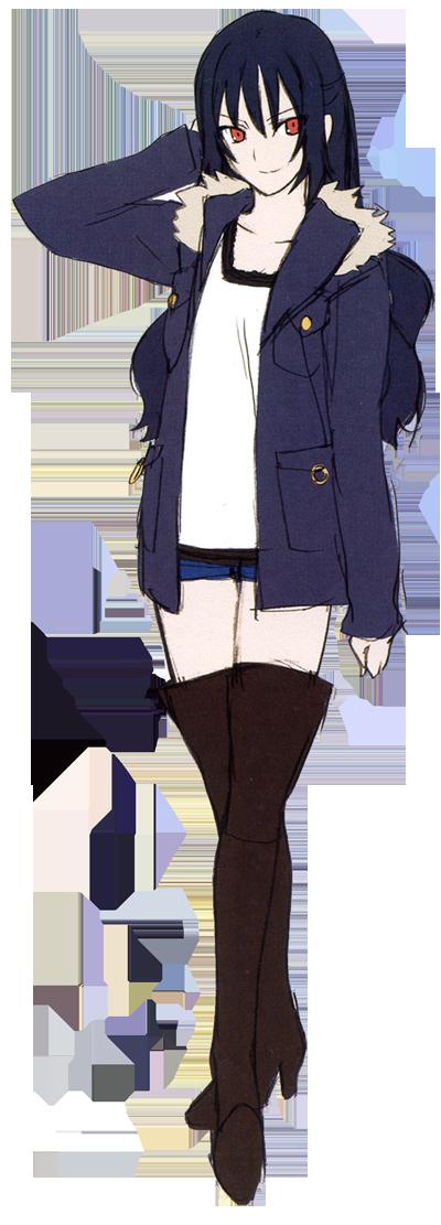 Ficha - Kisaragi Tenmei 5688-1903148659