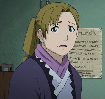 Mrs. Bradley | Fullmetal Alchemist: Brotherhood | Anime ...