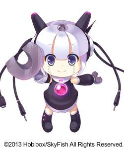 robo musume高清图片