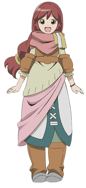 serara log horizon anime characters database