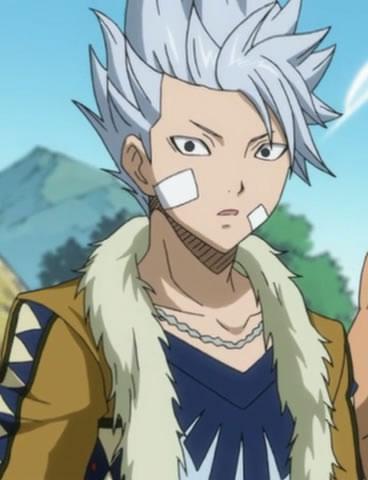"""Голосование """"Самый клёвый парень с белыми волосами в аниме"""" (Обновленное голосование)"""