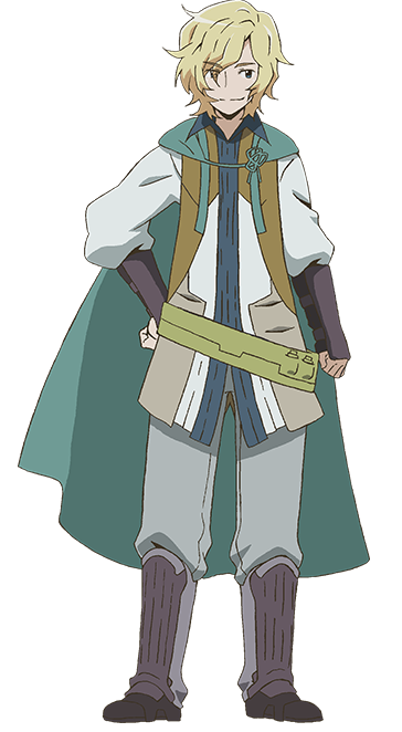 rundelhaus code log horizon anime characters database