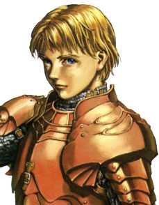 Personality ... MBTI Enneagram Lucian ( Valkyrie Profile ) ... loading picture