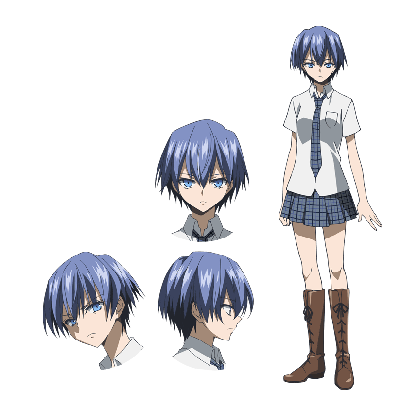 Anime Characters Database : Tokaku azuma riddle story of devil anime characters