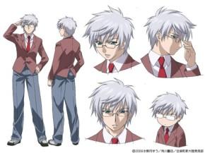 Eishiro sugata heaven s lost property anime characters database