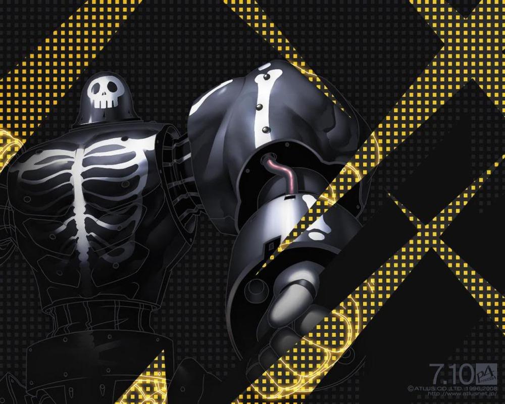 Persona 4 Anime Characters Database : Take mikazuchi shin megami tensei persona anime