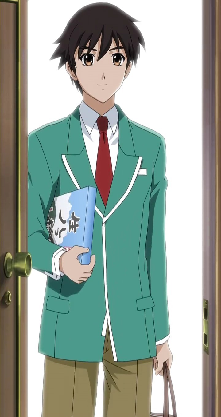 Anime Characters Database : Tsukune aono rosario vampire anime characters database