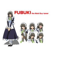 Fubuki The Maid Guy Tamer