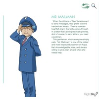 Image of Namihei Anno / Mr. Postman