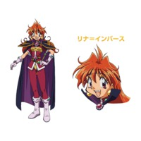 Image of Lina Inverse (Reena)