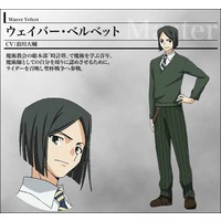 Image of Waver Velvet