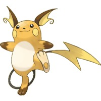 Image of Raichu