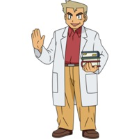 Image of Professor Oak / Professor Samuel Oak