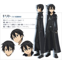 Kirito / Kazuto Kirigaya