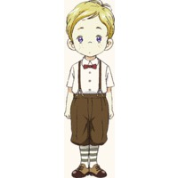 Image of Hikaru Kujou / The Boy in the Mansion