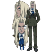 Image of Sir Integra Fairbrook Wingates Hellsing